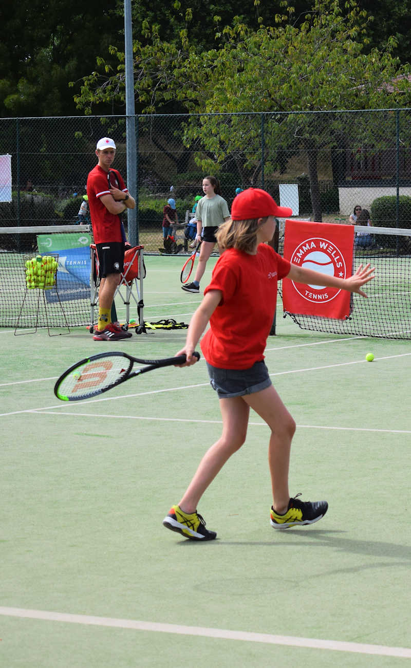 Transition Tennis