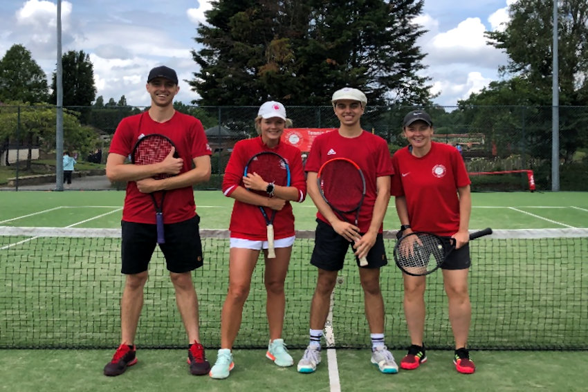 Our Team | Emma Wells Tennis
