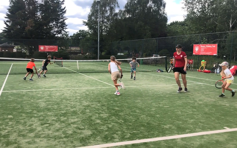 Emma Wells Tennis