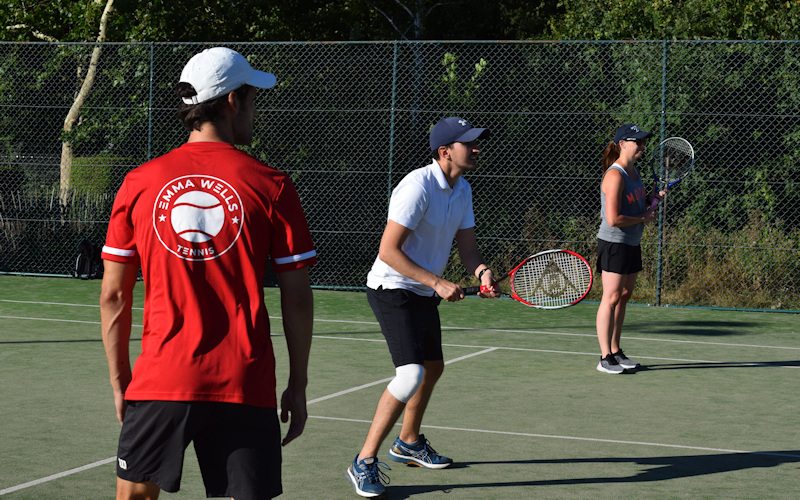 Adult Coaching | Emma Wells Tennis