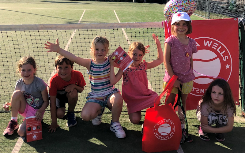 Birthday Parties | Emma Wells Tennis