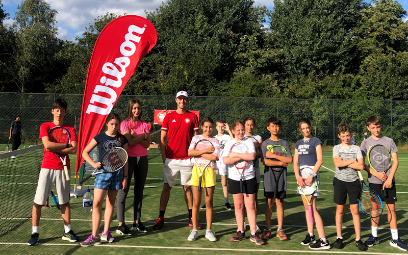 Holiday Camps | Emma Wells Tennis